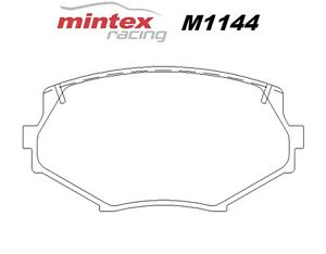 Mintex M1144 For Mazda MX5 1.8 NA 94>98 Front Race Brake
