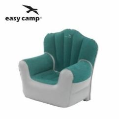 Inflatable Camping Chair Sciatica Office Easy Camp Comfy Blow Up Caravan Motorhome Image Is Loading