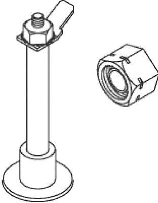 Midmark Ritter M9, M11 Water Level Sensor Assembly MIS075
