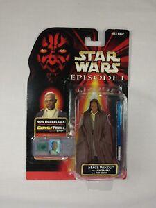 Samuel L Jackson Star Wars : samuel, jackson, Windu, Samuel, Jackson, Episode, Hasbro, CommTech, 76281840840