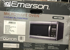 emerson microwave oven mw1338sb 1000