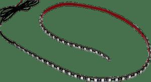 Custom Dynamics Magicflex White LED Motorcycle Accent