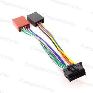 Pioneer Deh 3200 Wiring Diagram Iso Adapter Pioneer Deh 2200ub 2220ub 2200bb 3200ub