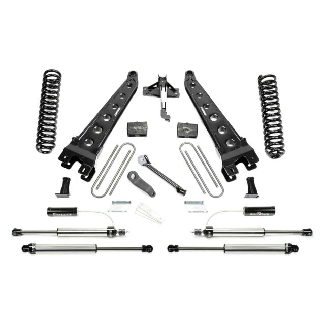 For Ford F-250 Super Duty 2017-2019 Fabtech 6