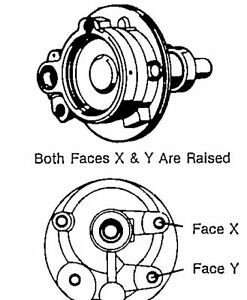 Power Steering Pump fits 1979-1980 Saab 900 ARC