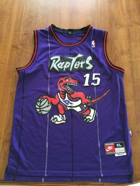 Vince Carter Toronto Raptors NBA Jerseys