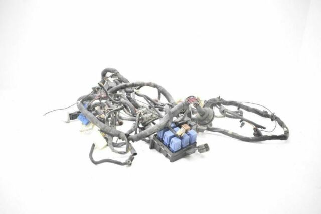 1986 NISSAN 300ZX TURBO VG30T ENGINE WIRE HARNESS WITH