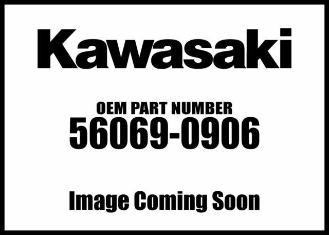 Kawasaki 2011 Ninja Pattern Side Cowl Fr 56069-0906 New