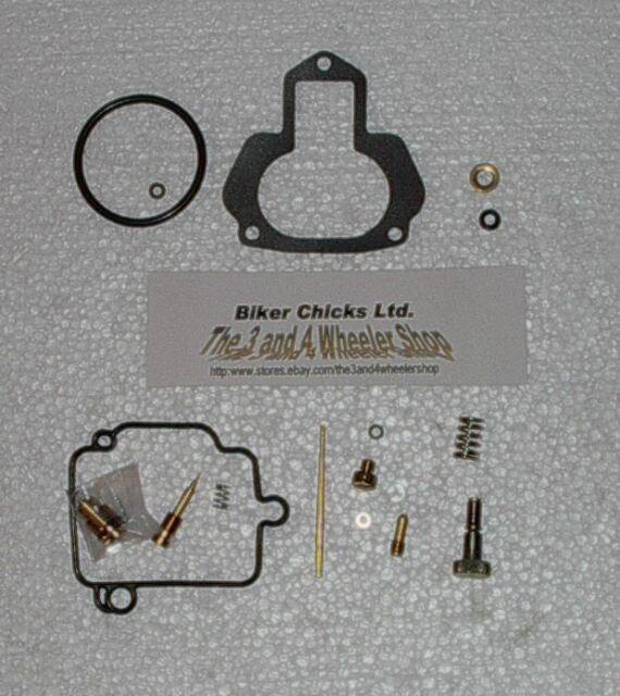 YAMAHA 1993-1995 YFM 400 FW Kodiak Carburetor Carb Rebuild