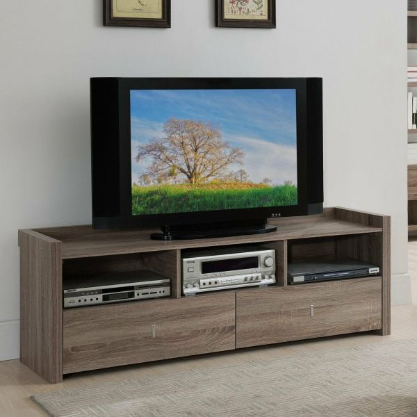 Rustic Wood TV Stands Entertainment Centers