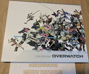 details about overwatch visual