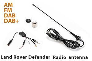 Land Rover Defender 90/110/130 Radio (flexible) Antenna