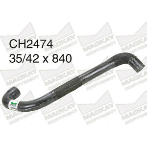 CH2474 Radiator Lower Hose Ford Falcon AU1 4.9L V8 Petrol