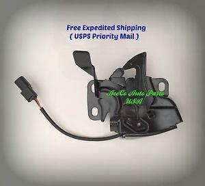 99 civic wiring diagram alarm scosche gm2000a for 2003-2007 honda accord coupe sedan 03-07 hood lock latch w anti theft | ebay