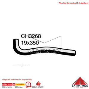 CH3268 Engine By Pass Hose for Mazda 929 Hd 3.0L V6 Petrol