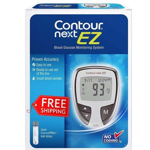 Bayer Contour Next EZ Glucose Meter | eBay