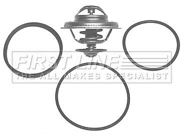 Coolant Thermostat FTK042 First Line Genuine Top Quality
