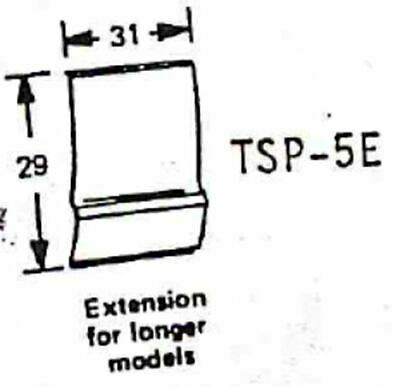1963-1970 CHEVY VAN SIDE PANEL EXTENSION FOR LONG