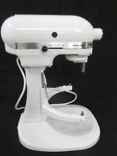 kitchen aid k5ss stand mixer attachments kitchenaid white heavy duty 5 qt wh 325 watts works awesome