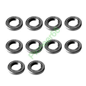 10*Oil Seals for #9638 003 1581 Stihl Chainsaw 021 023 025