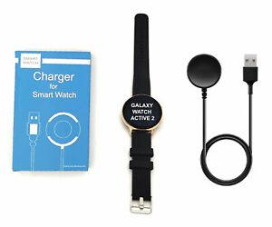 Samsung Galaxy Watch Active 2 44mm LTE CELLULAR Stainless Steel WIRELESS BT