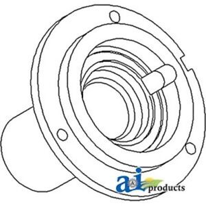 380101R2 IPTO Bearing Cage Fits:Case-IH Industrial