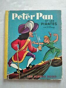 Peter Pan Et Les Pirates : peter, pirates, PETER, PIRATES, DISNEY, ALBUMS, ROSES, HACHETTE