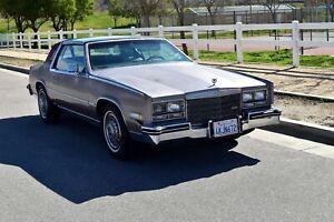 1984 Cadillac Eldorado BIARRITZ-23,212 MILES-BARN FIND-NO RESERVE