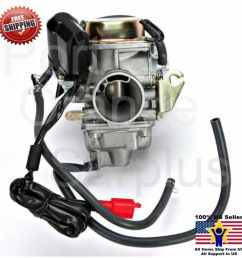 details about new performance carburetor for tomberlin crossfire 150 r 150cc go kart [ 1600 x 1600 Pixel ]