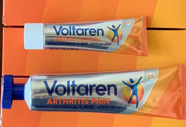 (3 Pack) Arthritis Pain Topical NSAID Gel 50g (1.7oz) 150g ...