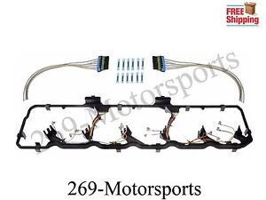 Valve Cover Gasket Wire Harness Fits 5.9L 6.7L 06-15 Dodge