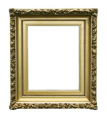 antique gold gilt picture frame 26 x 30 overall size ebay