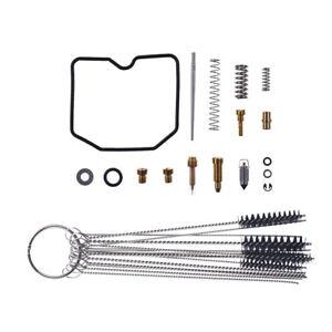 Carburetor Carb Rebuild Kit Repair for Suzuki Eiger LTF400