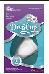 DivaCup Menstrual Period Cup Feminine Hygiene Leak-Free ...