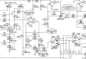 Fender Champ 25-SE Guitar Amplifier Schematic Diagram and