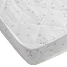 Babyworth Innerspring Cot Crib Baby Bed Mattress 69x130 Cm Cotton Cover Au Made