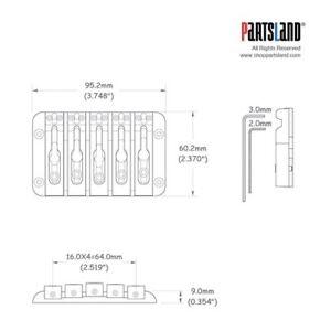 Juste demain WSC Partsland wb65 Cartridge Channel Style 5