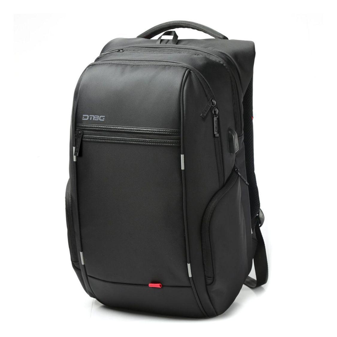 15,6 ZOLL Laptop Rucksack wasserdicht Schulrucksack Tasche mit USB Port
