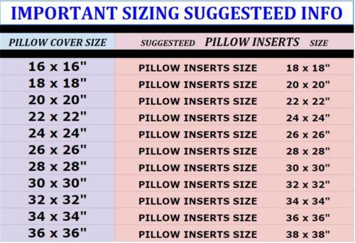 decorative cushion throw pillow white polyester set of 2 16x16 pillow insert home decor home garden