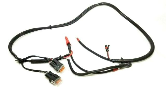 GM OEM Positive Battery Fuse Block Cable 1998-2000 GMC C/K