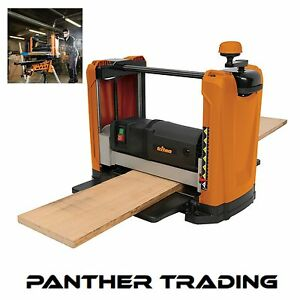Wood Thicknesser Ebay