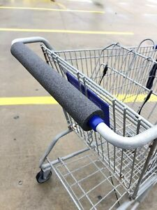 Cart Handle Cover : handle, cover, Shopping, Handle, Cover, Guard, Friendly, Washable, Reusable