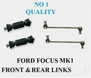 FORD FOCUS 98-04 ANTI ROLL BAR LINKS FRONT REAR SWAY BARS