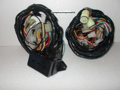 small resolution of suzuki sj413 1 3l wire harness no 1 no 2 fuse box jimny samurai sierra drover