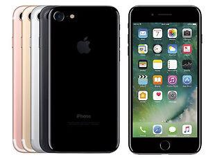 Apple iPhone 7-32GB - GSM & CDMA UNLOCKED-USA Model-Apple Warranty-BRAND NEW