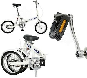 Osculati Mariner Folding Bicycle with 16