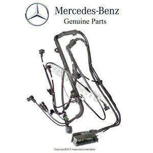 Mercedes R129 SL500 W140 Engine Wiring Harness Fuel