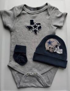 Dallas Cowboys Baby Girl Clothes : dallas, cowboys, clothes, Cowboys, Infant/baby, Clothes, Newborn, Dallas