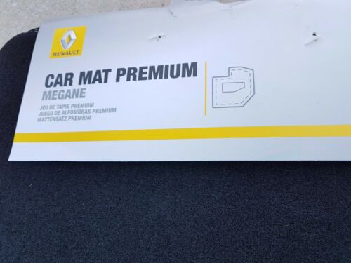 car parts 4 tapis de sol textile premium renault megane iv 4 estate 8201654203 neuf daamdth