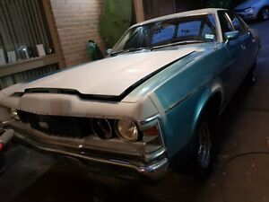 Ford Fairlane ZH Sedan 1978 351 5.8 V8 Auto Roller Project One Owner